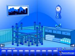 Bluescale Escape - Kitchen