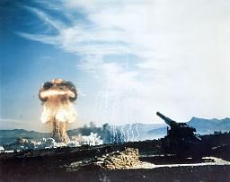 M65 Atomic Annie - atomowe działo