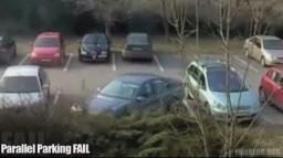 Parkowanie prostopadło-równoległe