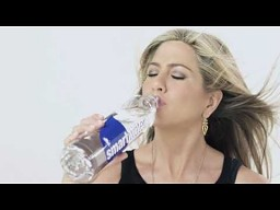 Jennifer Aniston w reklamie