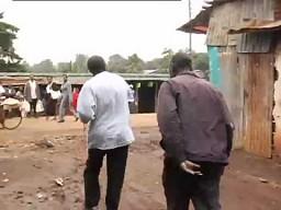 Prawdziwy konflikt w Nairobi