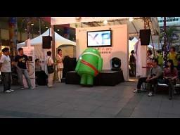 Tańczący Android
