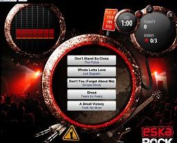 ESKA ROCK Music Game