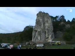Skok ze skały