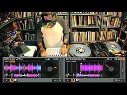 DJ Craze i Traktor Scratch Pro 2