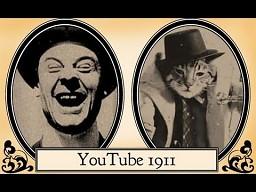 YouTube w 1911 roku