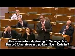 Nigel Farage - Libia, a hipokryzja europejskich polityków