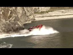 Ekstremalny przejazd łodzią