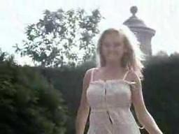 Katarzyna Figura w 1986 roku