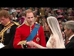 Królewski ślub - wersja przyspieszona