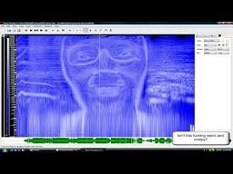 Ukryty przekaz w utworze Aphex Twina