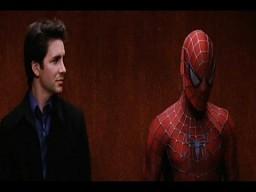 Spider-Man w windzie