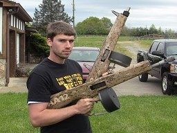 Shotgun AA-12