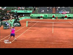 Niesamowity fart Kim Clijsters