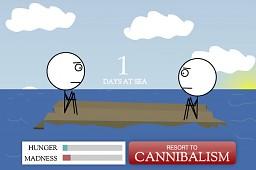 Resort to Cannibalism