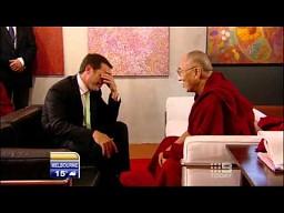 """""""Wchodzi Dalai Lama do pizzerii..."""""""