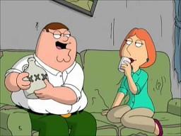 Family Guy - Atak szopa