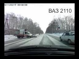 Wypadek z dwóch kamer