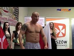 Burak miesiąca - Artur Szpilka