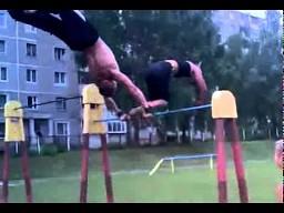 Zabawy z drążkiem w Rosji