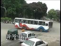 Wypadek w Bangladeszu
