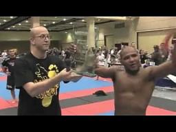 Wilson Reis - czarny pas brazylijskiego Jiu-jitsu