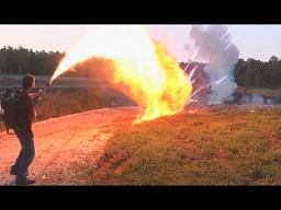 FPSRussia: Miotacz ognia