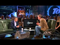 Rowan Atkinson w Top Gear