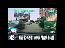 Kompilacja drogowych wypadków 2011