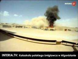 Katastrofa Mi-24 w Afganistanie