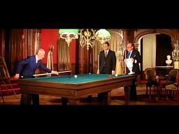 Louis de Funes gra w karambol (angielskie napisy)