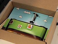 Super Mario w wersji pudełkowej