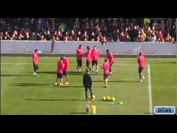 FC Barcelona gra w dziada