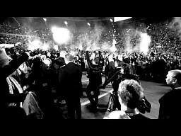 Unikalny film z walki Kliczko - Adamek