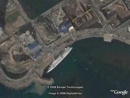 Zły dzień na Google Earth