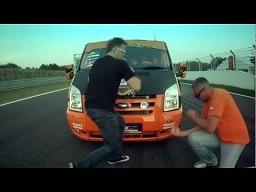 Drift Bus Show by Maciej Polody & Marcin Wicik