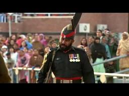 Zamykanie granicy między Indiami a Pakistanem