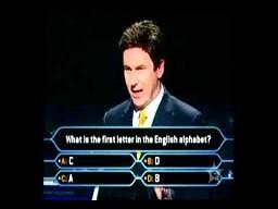 Pierwsza litera angielskiego alfabetu