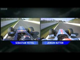 Vettel vs Button
