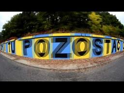 Najdłuższe graffiti w Polsce!