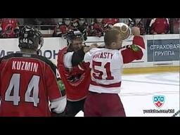 Zabójca z rosyjskiej ligi hokejowej