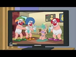 Family Guy - Clown porn