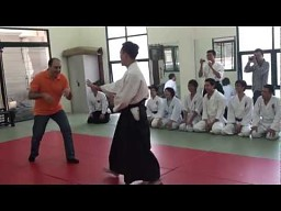 Jak poniżyć mistrza Aikido?