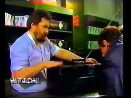 Reklama ITI z 1989 roku