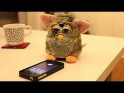 Asystentka Siri kontra Furby
