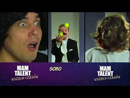 Kabaret Czesuaf - Mam Talent