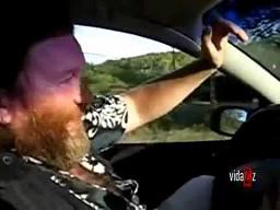 Czy można pić za kierownicą?