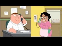 Family Guy - Peter podaje numer gosposi