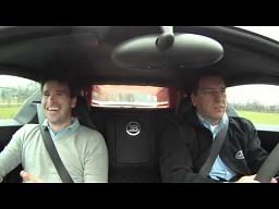 Bugatti Veyron SS - zassysanie czasoprzestrzeni