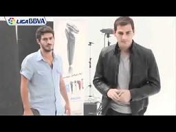 Niewiarygodna sztuczka Ikera Casillasa
